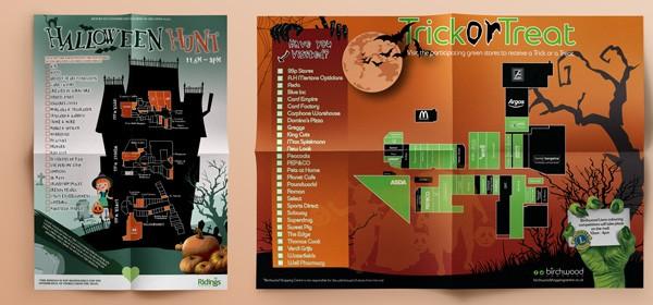 Halloween print week